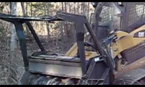 forestry mulcher based out of Graham,NC